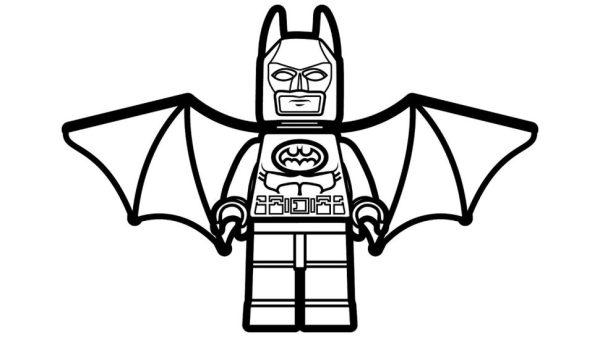 batman printable coloring pages # 9