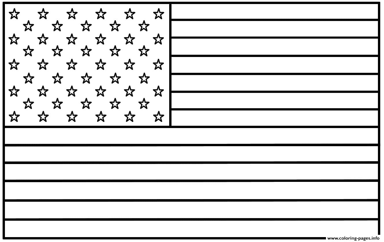 Printable American Flag Images