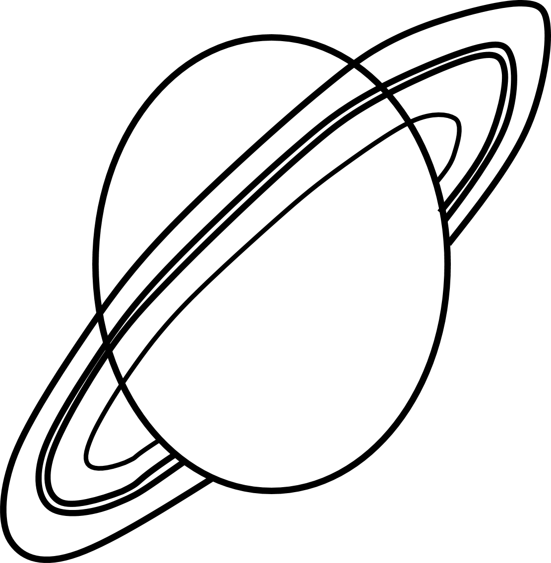 Printable Pictures Of Saturn