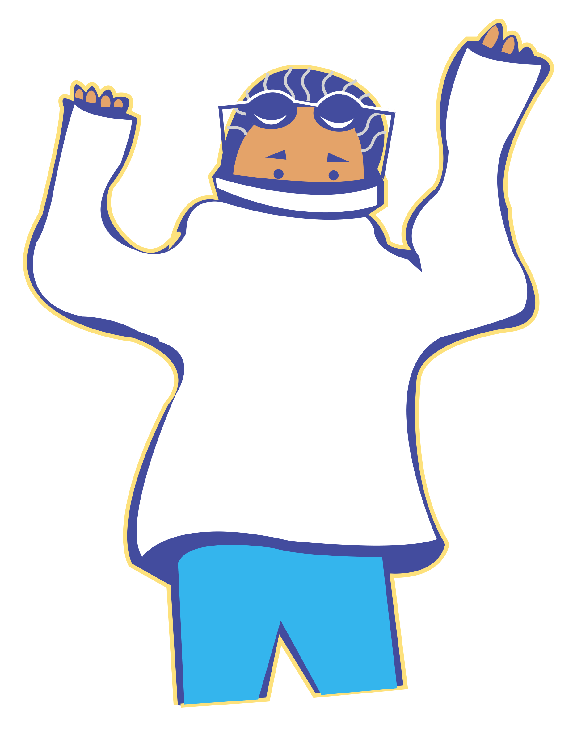 Put On Clothes Clipart