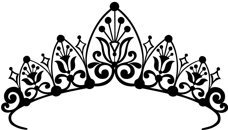 Queen Crown Drawing