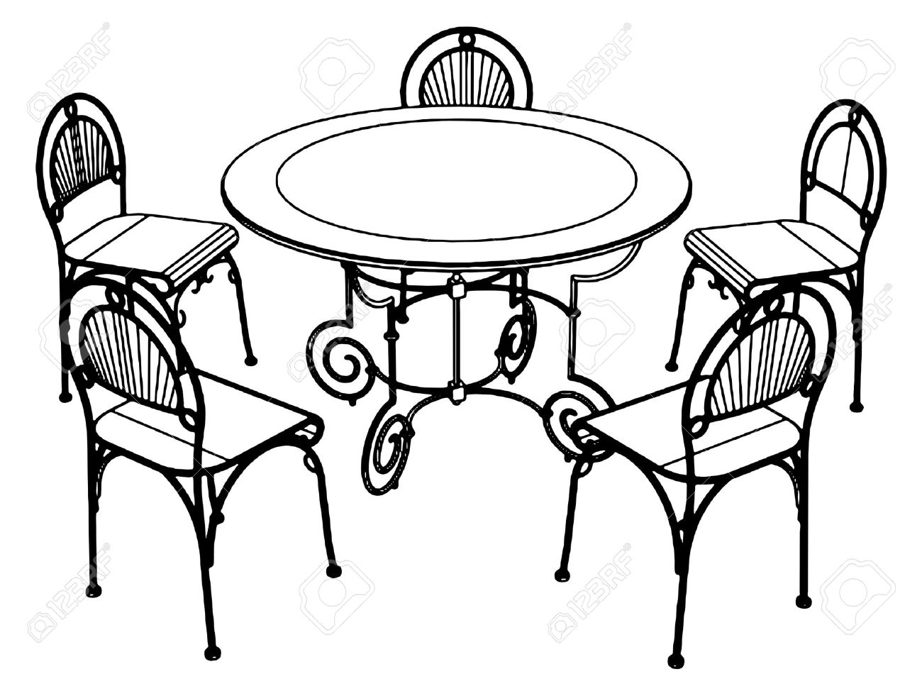 Reception Clipart