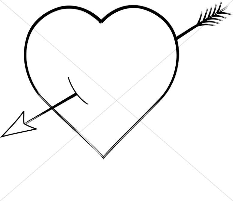 Small Drawing Beat Heart