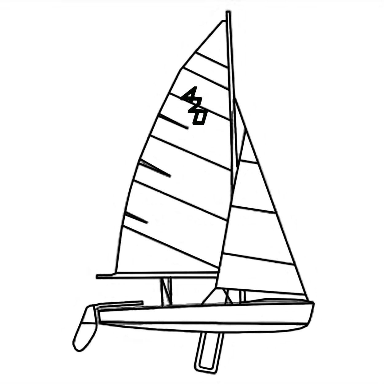 Yacht Parts Diagram