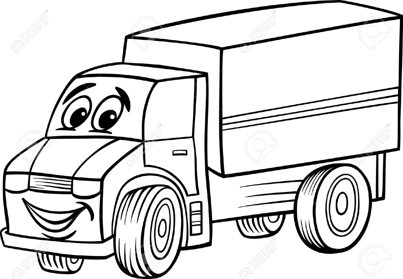 1300x901 clip art truck electric trailer brake wiring diagrams