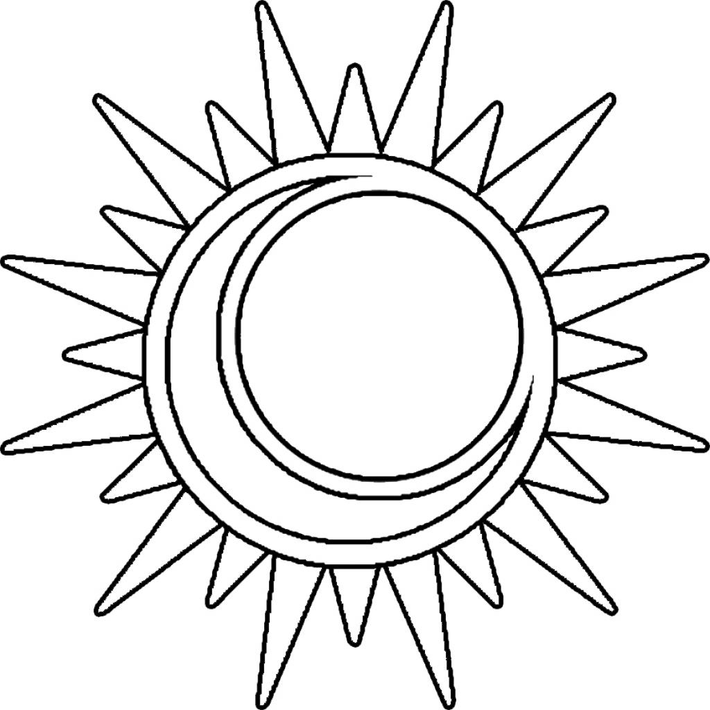Sun Clipart Drawing