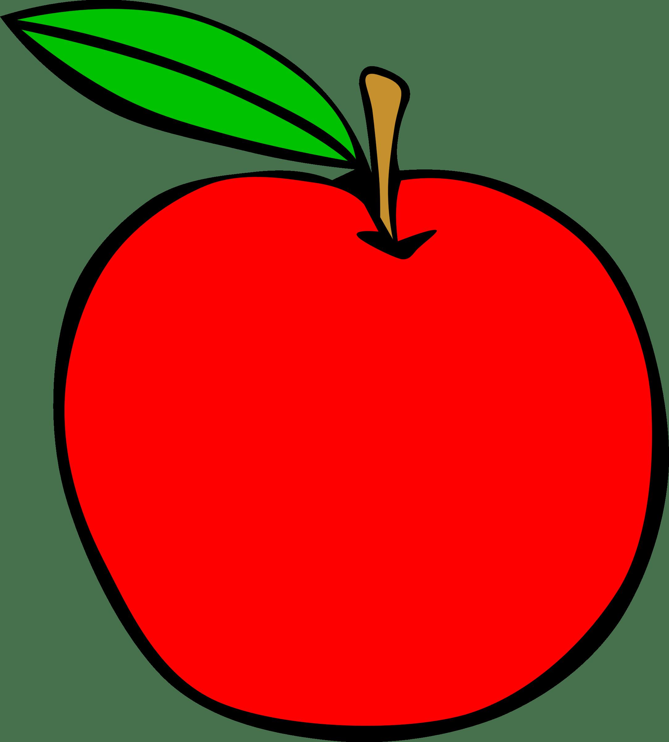 Teachers Apple Clipart