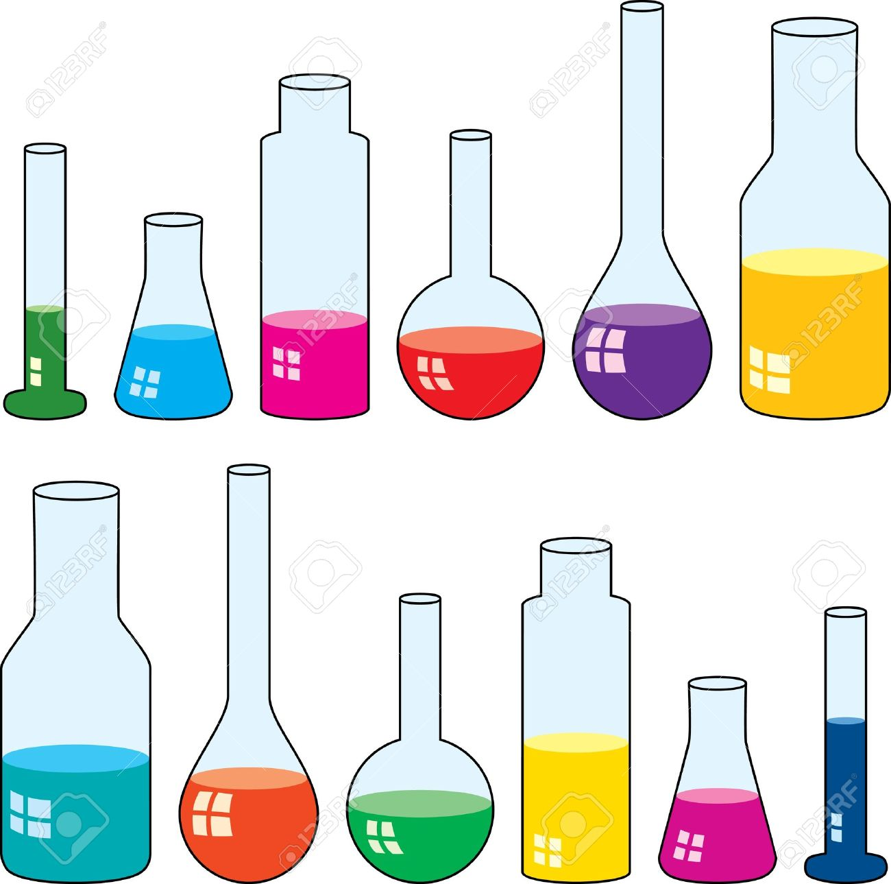 Test Tube Clipart