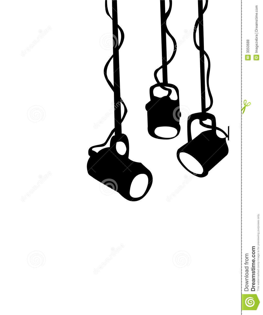 Theater Lights Clipart