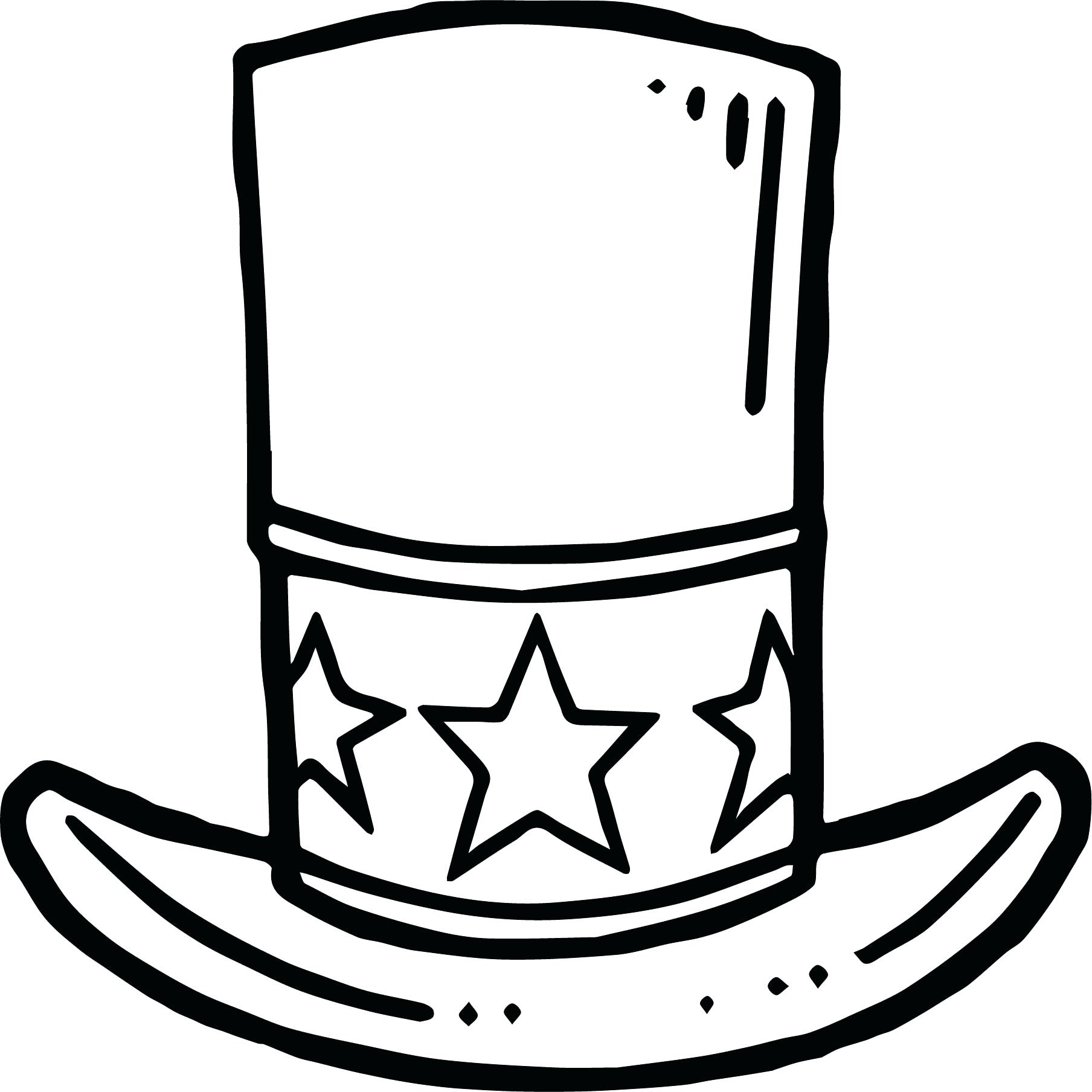 Collection Of Top Hat Clipart