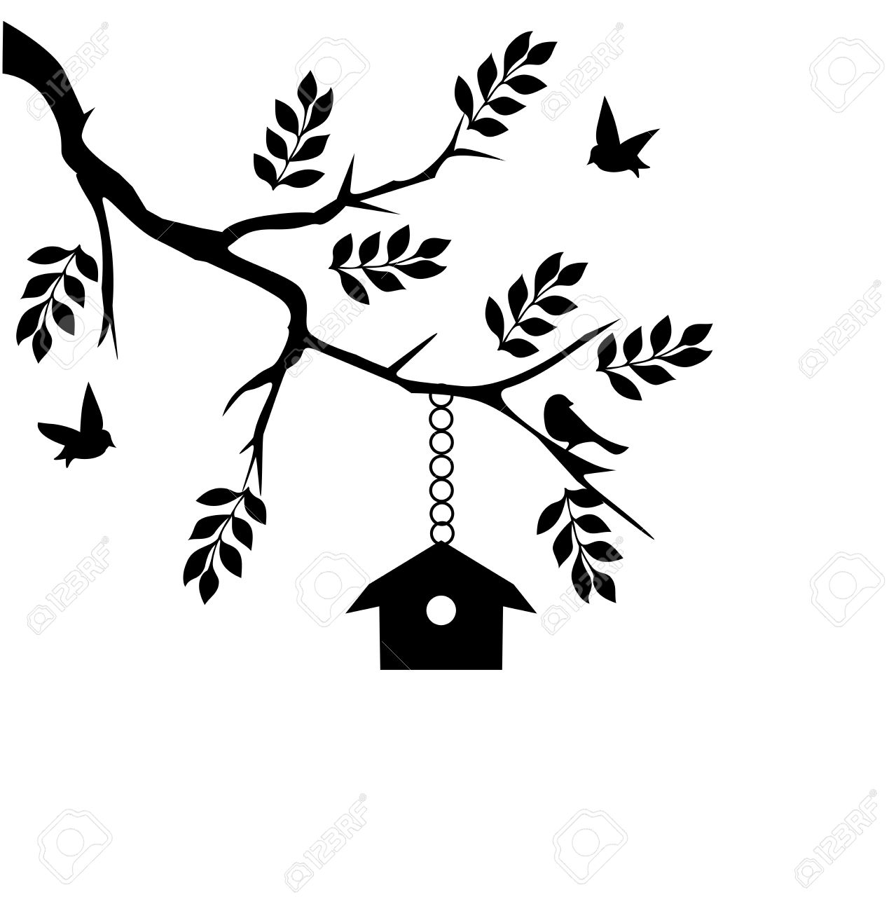 Tree Branch Clipart