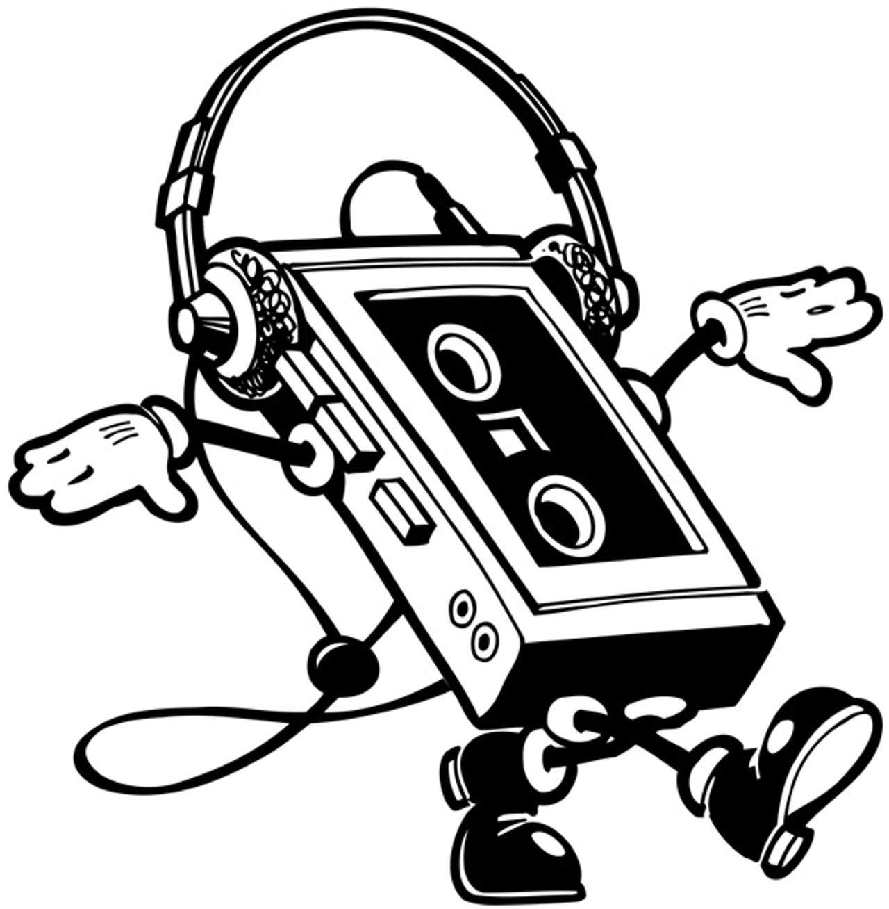 Turntables Clipart