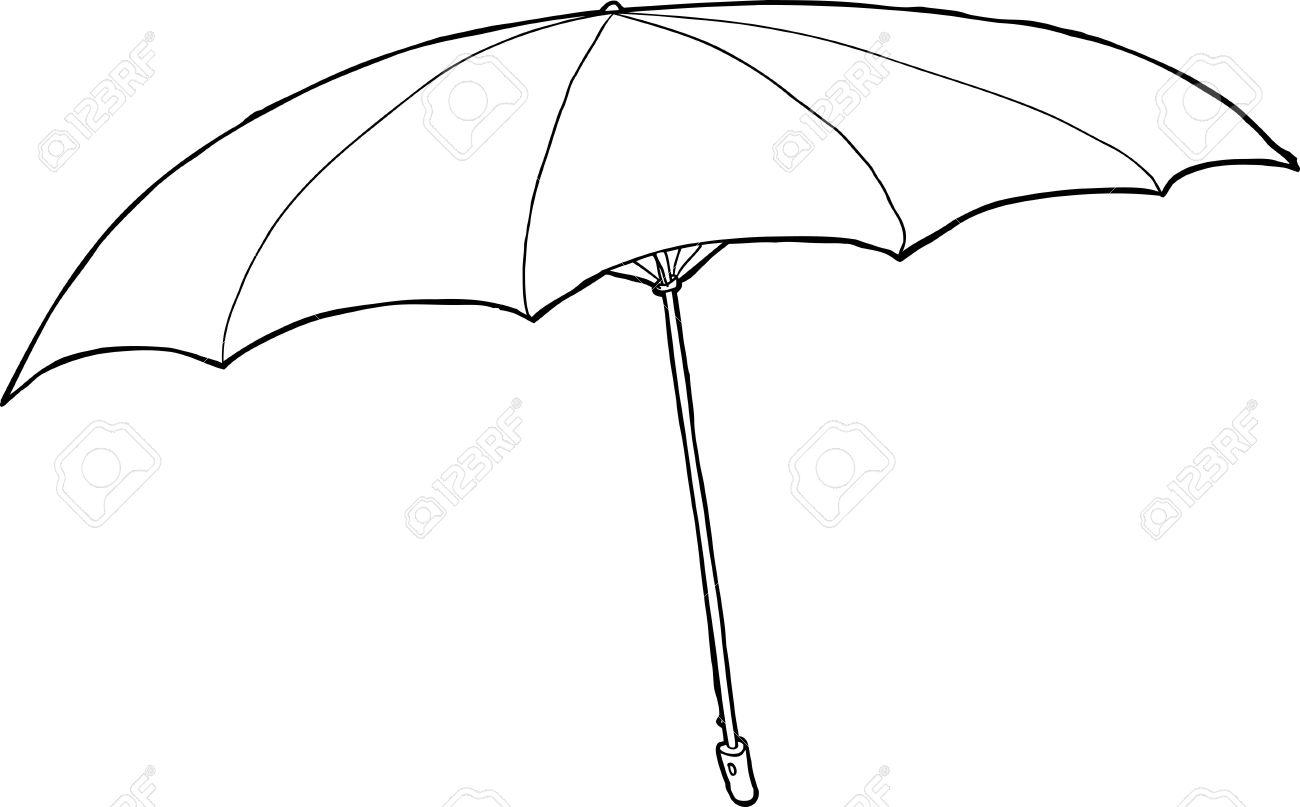 Umbrella Drawing