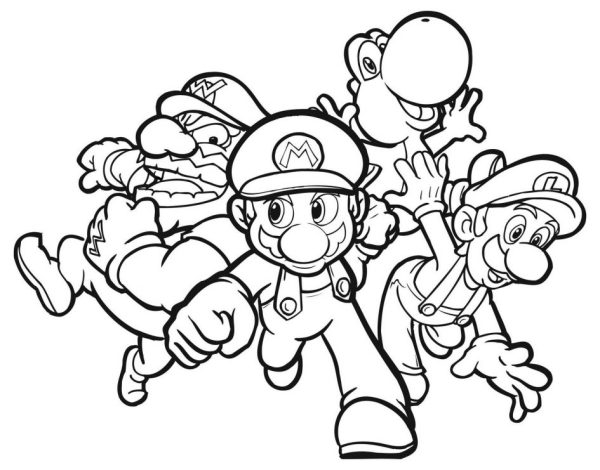 full size coloring pages # 21