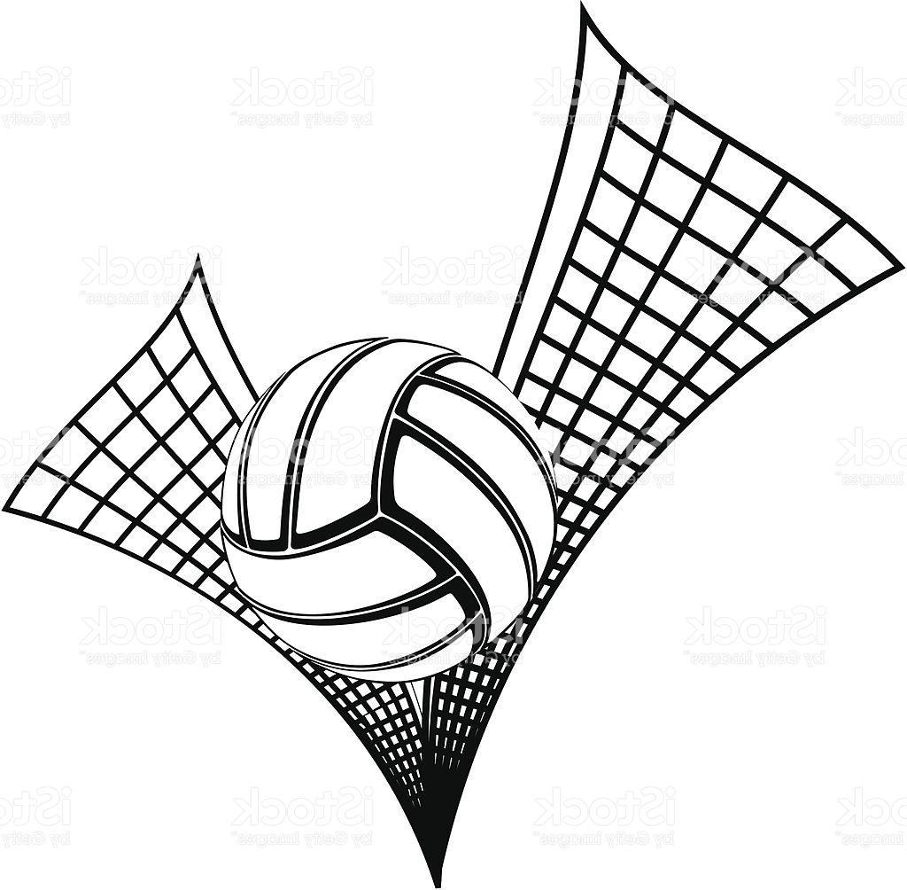 Volleyball Net Clipart