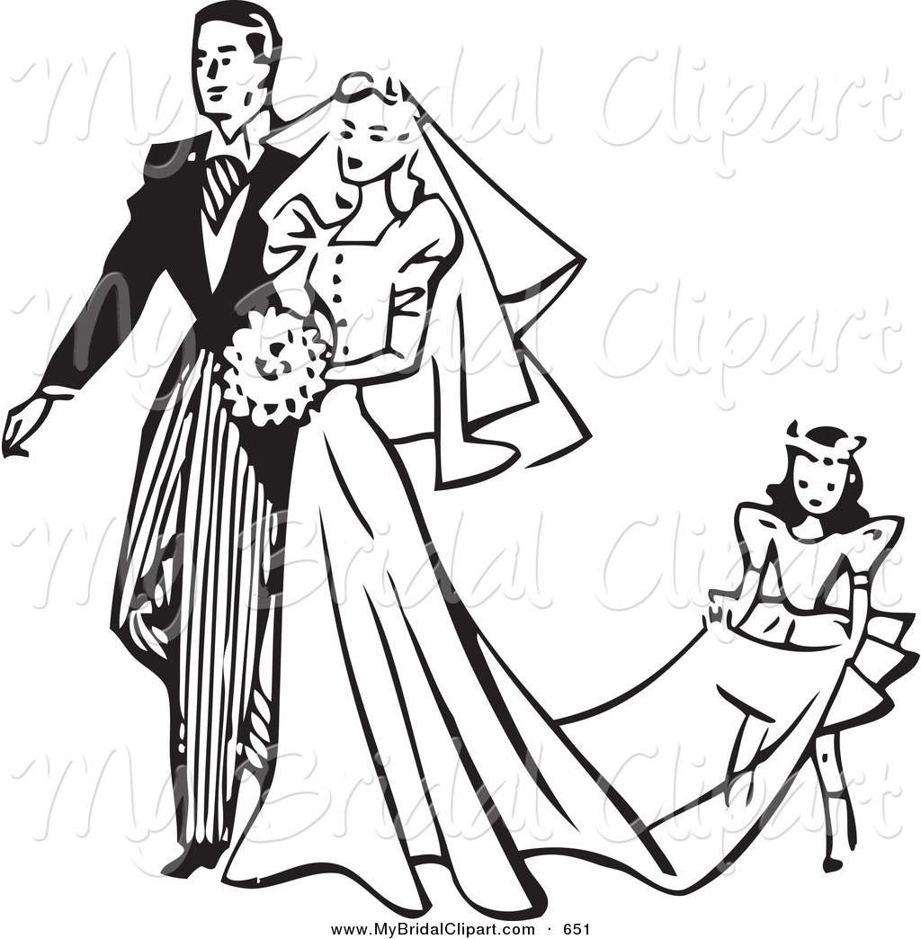 Wedding Bells Clipart Black And White Free Download Best