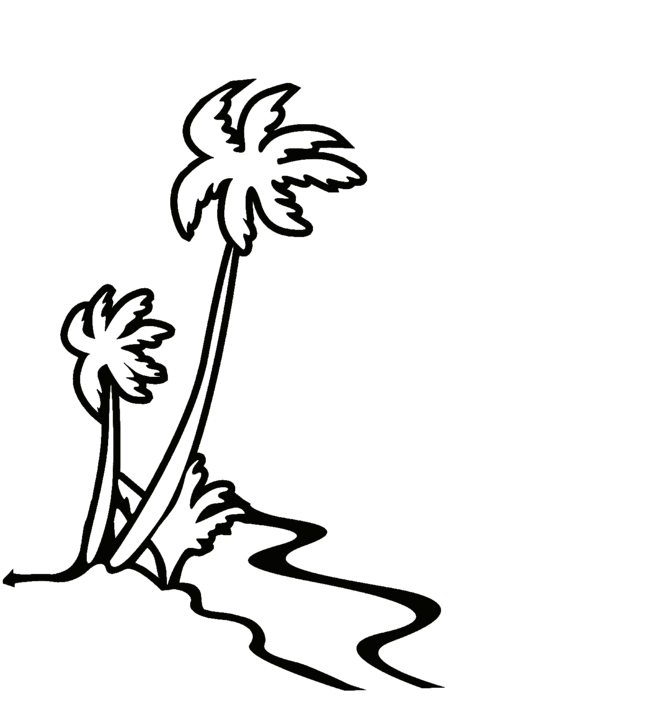 Beach Party Clip Art