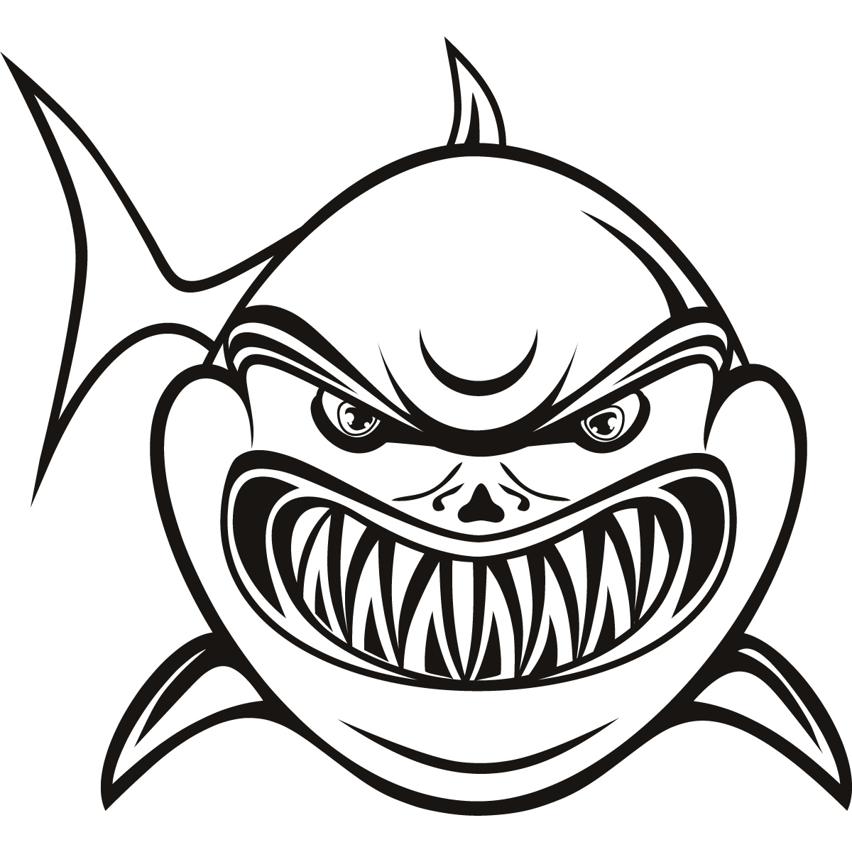 Animated Shark