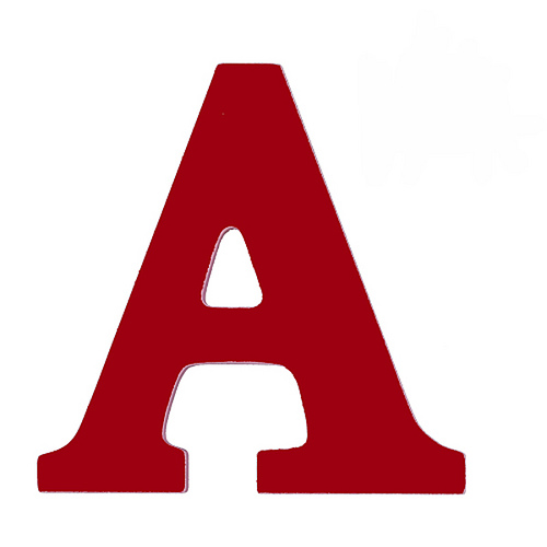Alphabet Letters To Print And Color