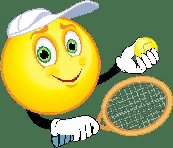 Image result for tennis emoji