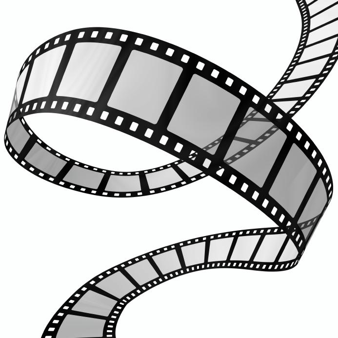 Art Clip Movie Border Reel
