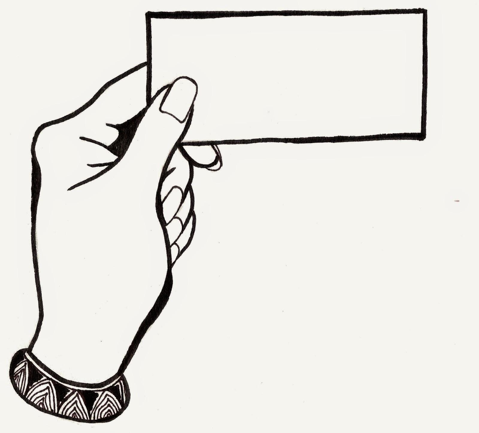 Business Card Clip Art Free