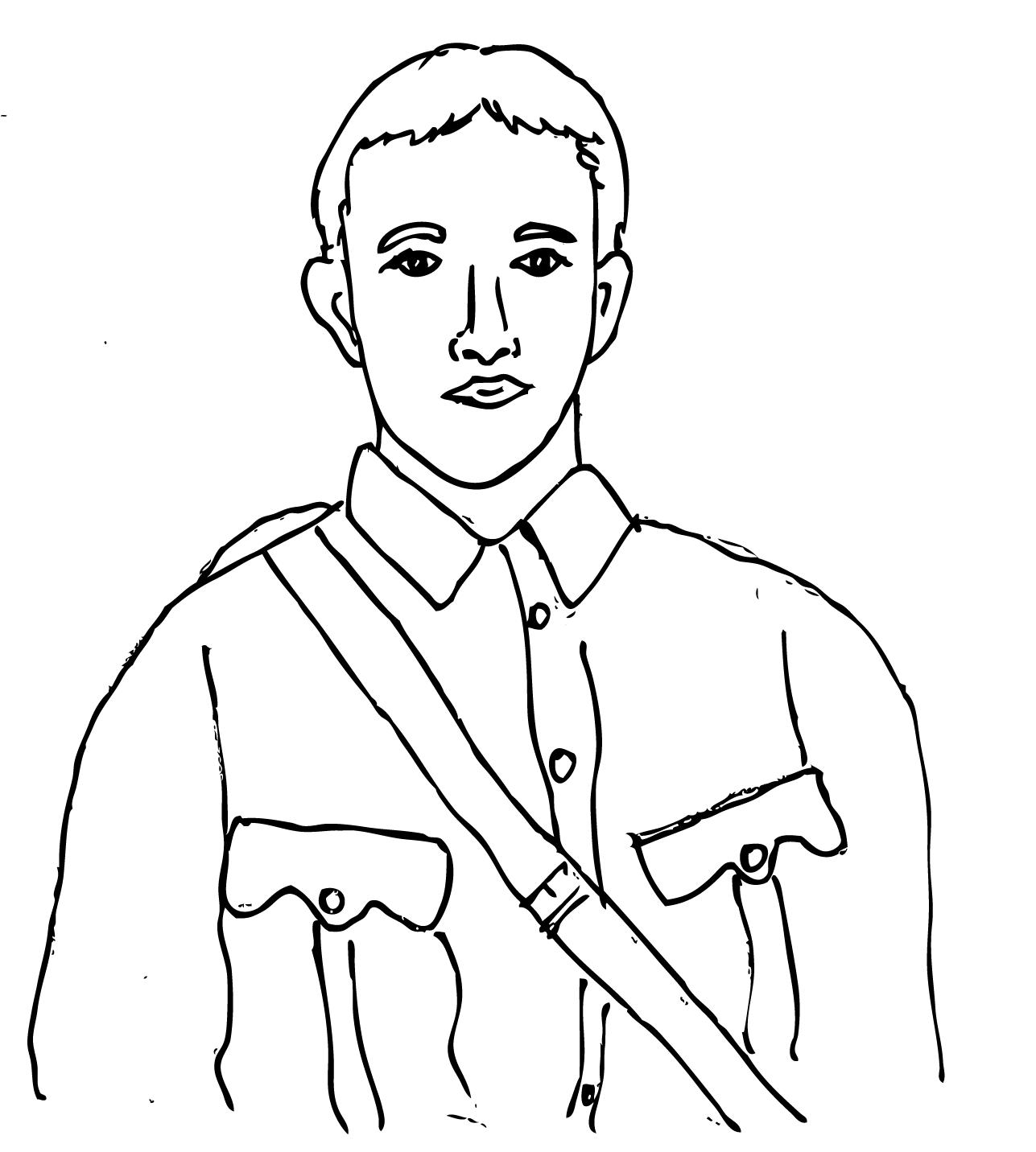 Memorial Day Drawings