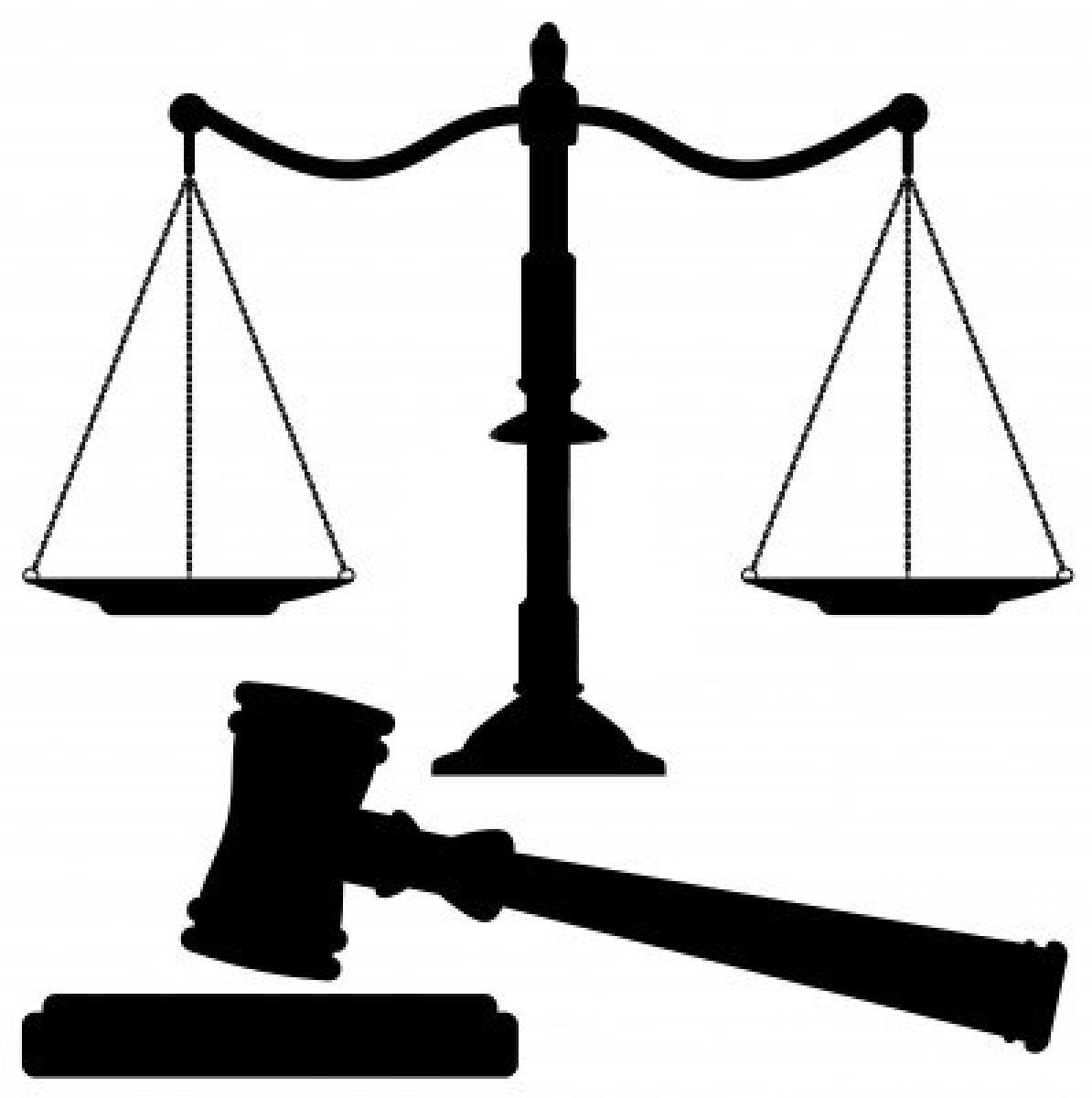 Justice Scale Tattoo