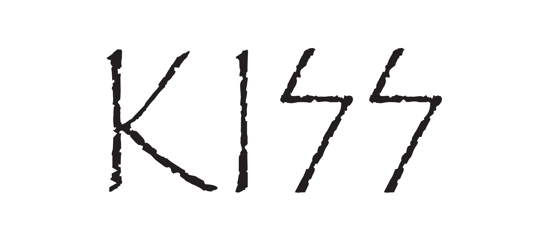 Kiss Band Font
