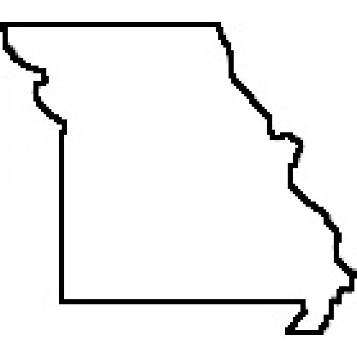 Illinois State Silhouette