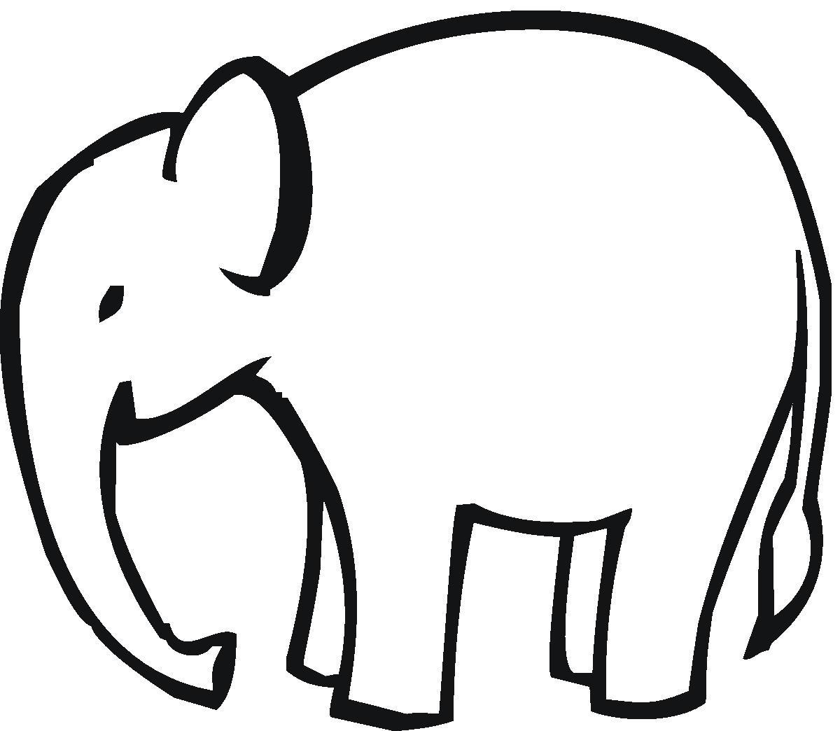 Elephant Clip Art Images