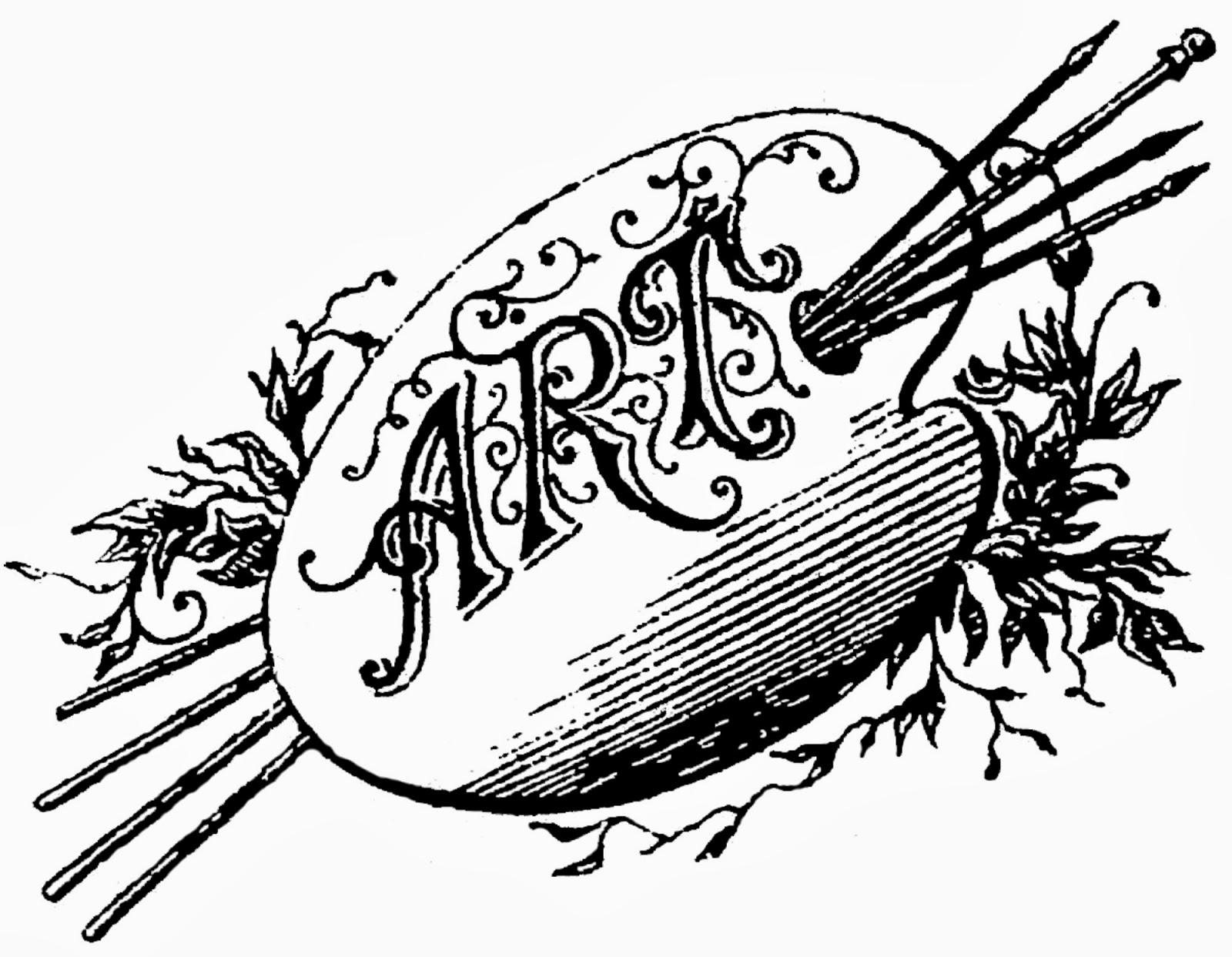 Artist Clip Art