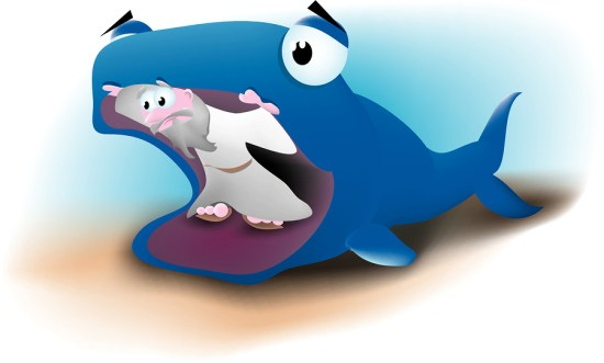 Jonah And The Whale - It's More Than A Fish Tale - A Life of Gratitude