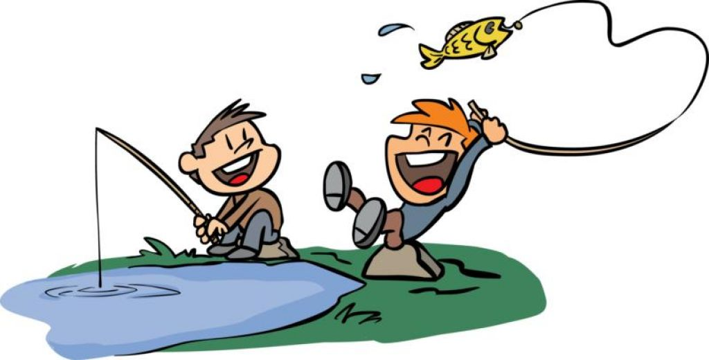 Fishing Cartoon Pictures