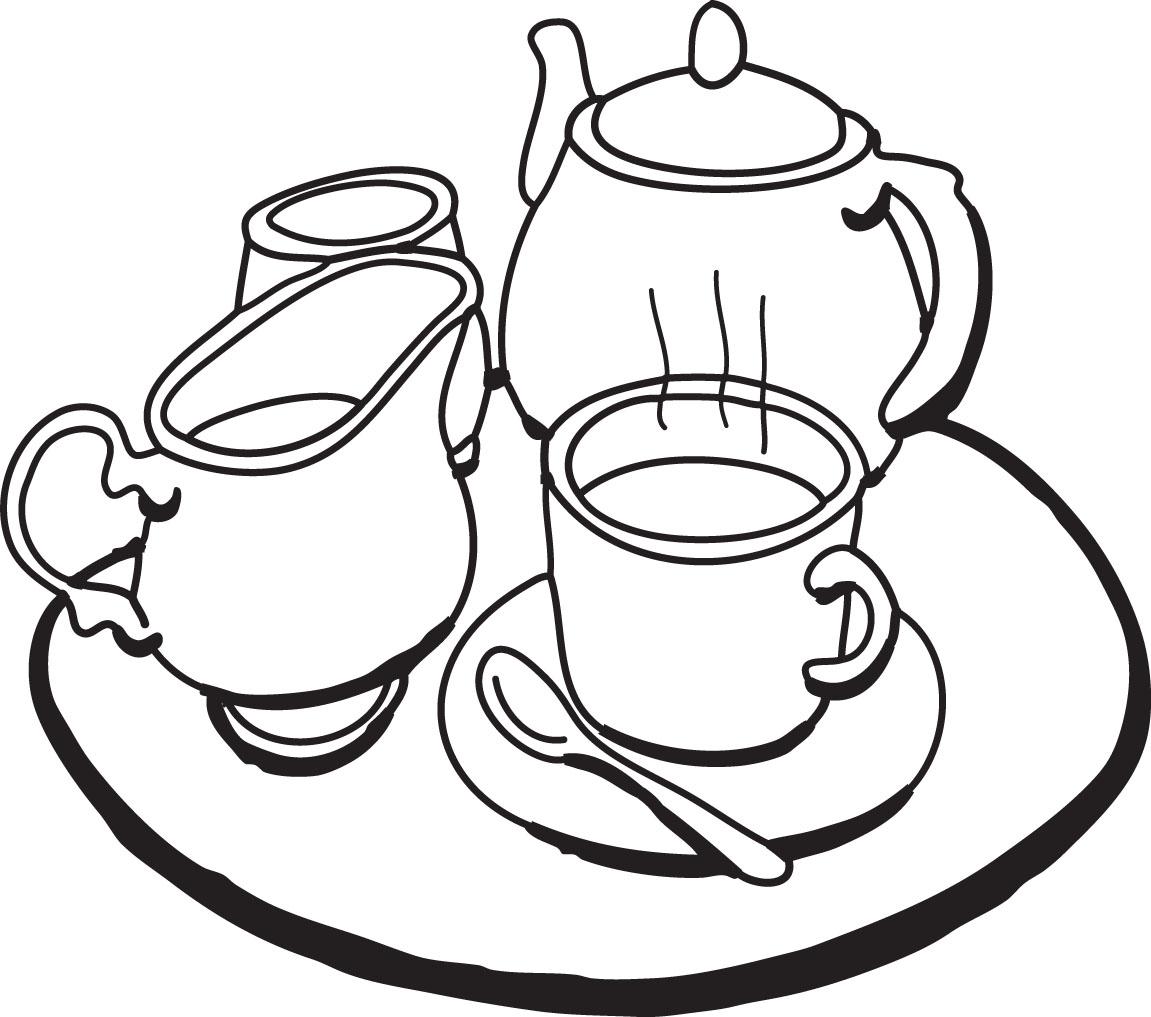 Clip Art Tea