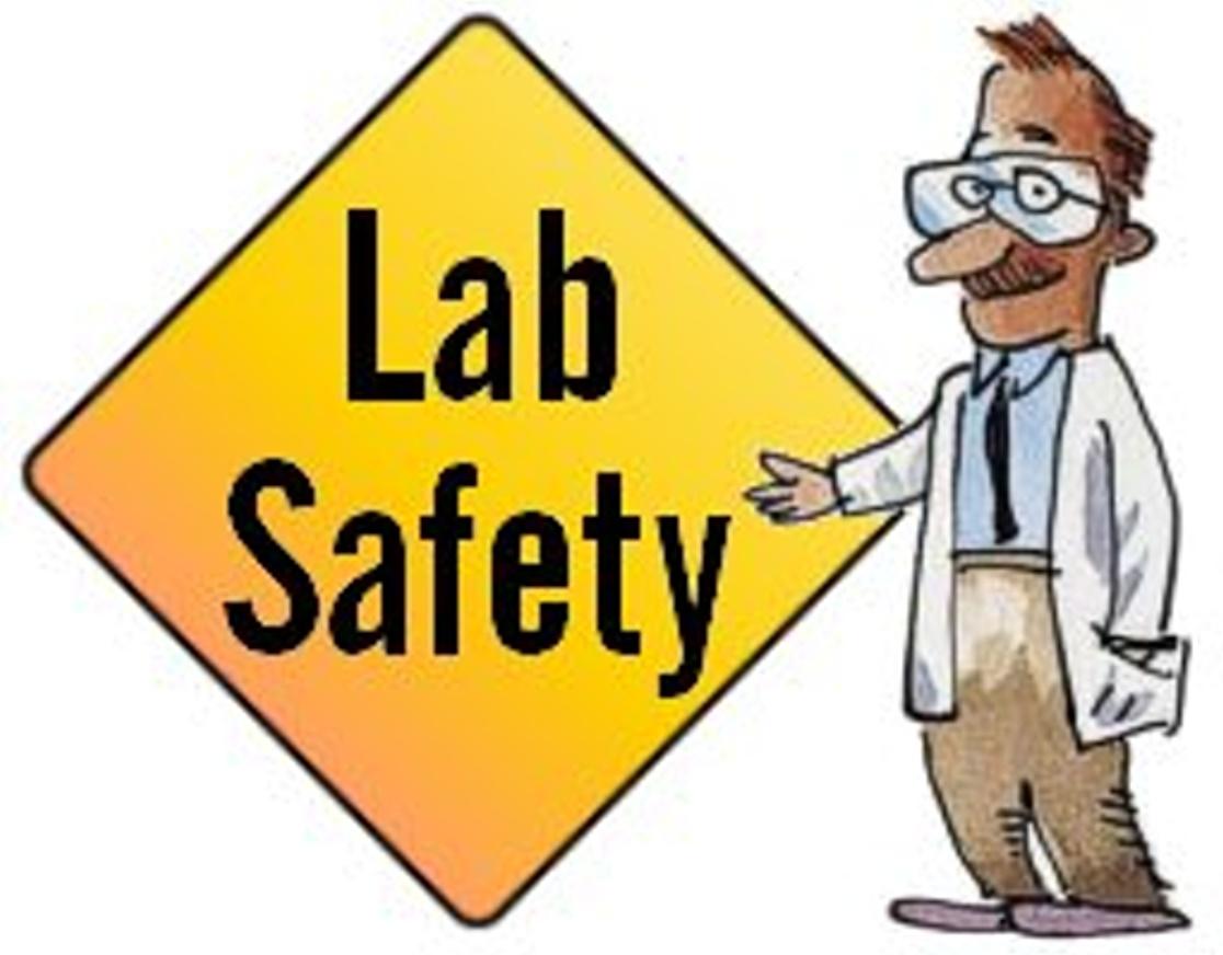 Lab Safety Clip Art