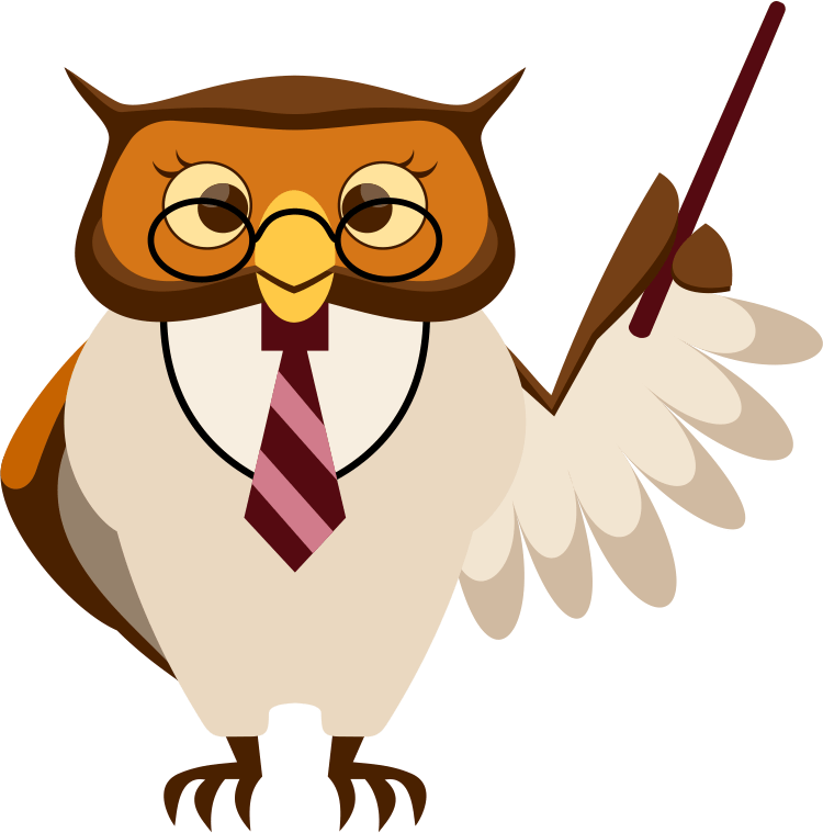 Owl Clip Art For Teachers