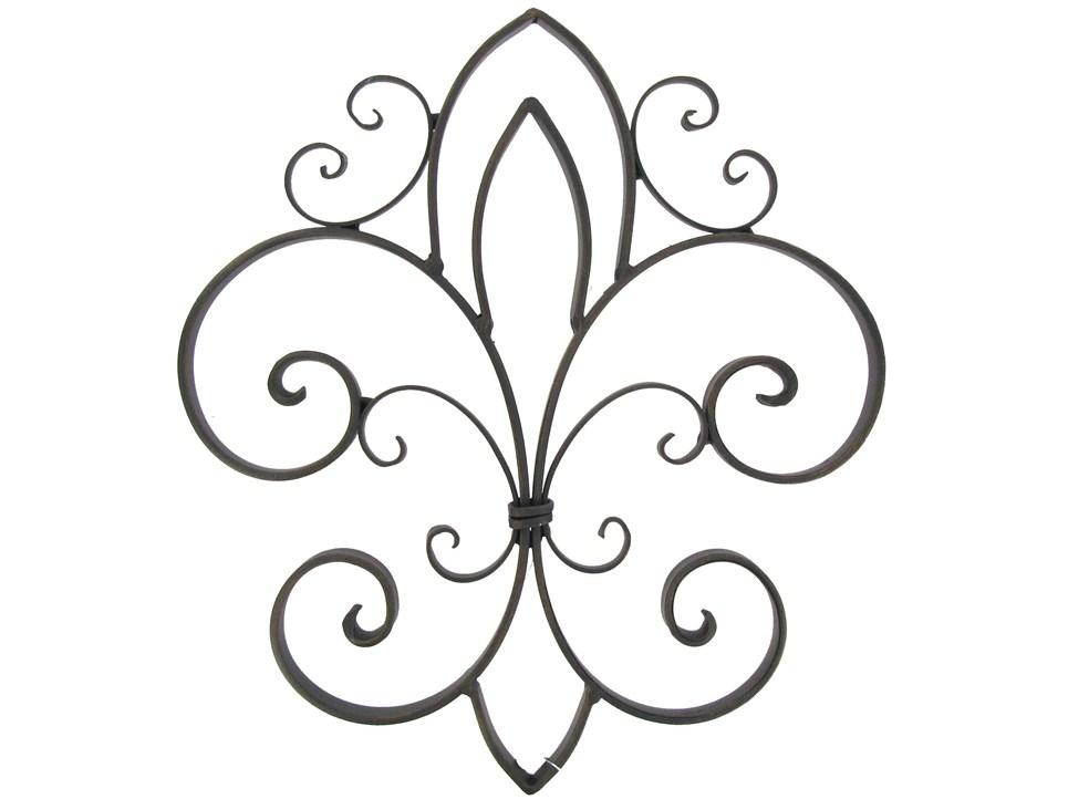 Fleur De Lis Saints