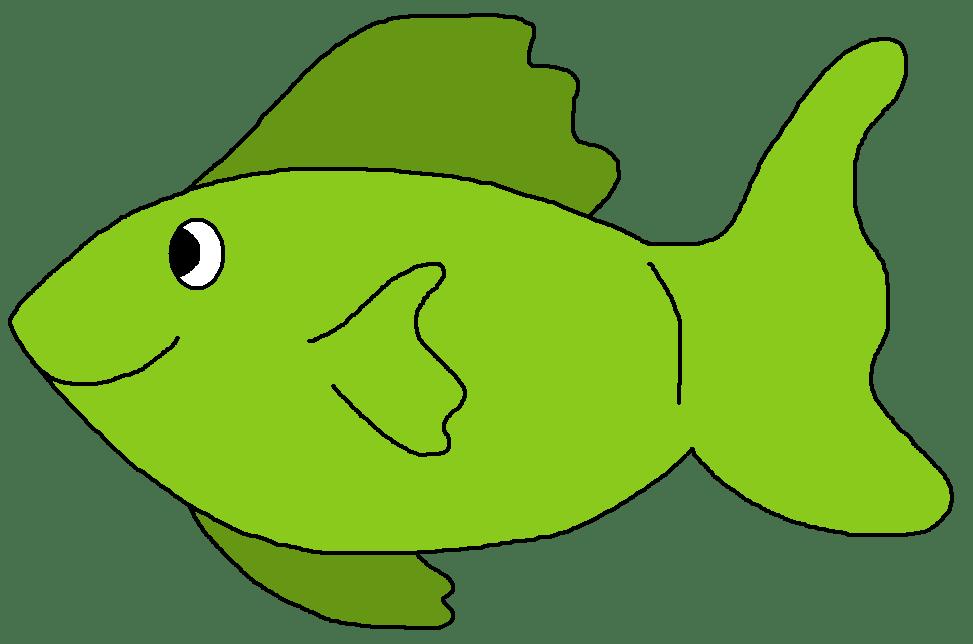 Cartoon Fishing Images