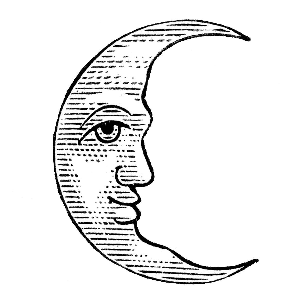 Sun And Moon Clipart