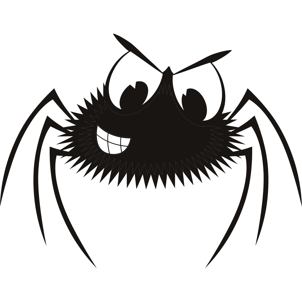 Cartoon Spider Images