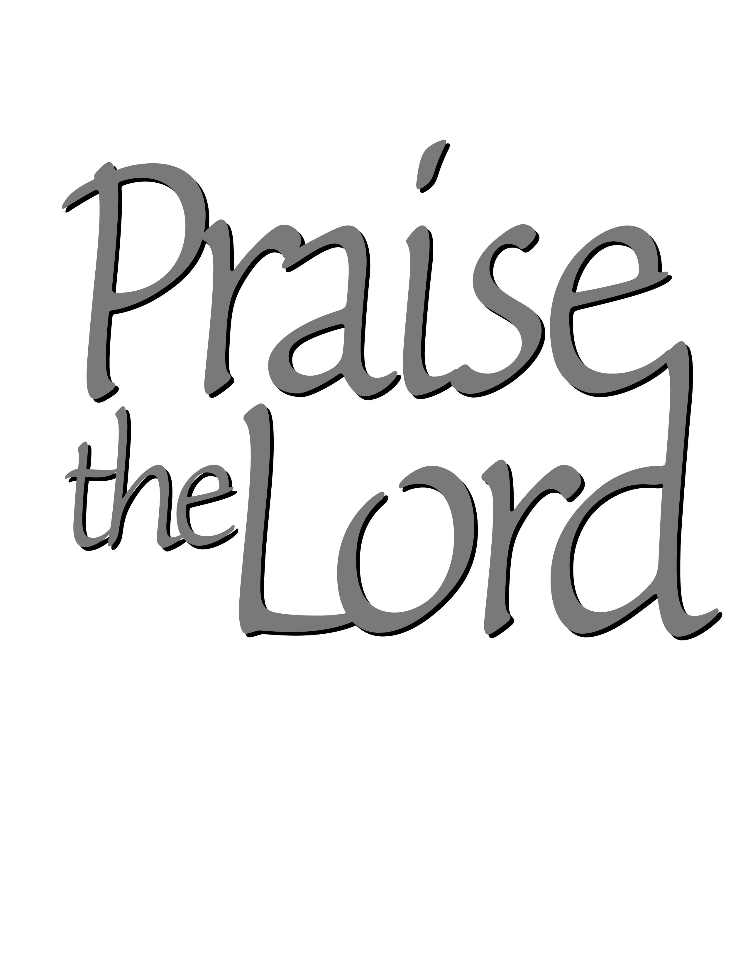 Praise Clipart