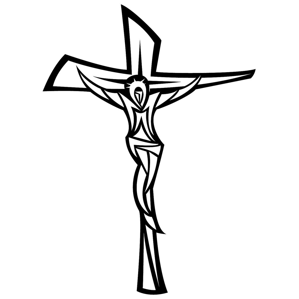 Crucifixion Clipart