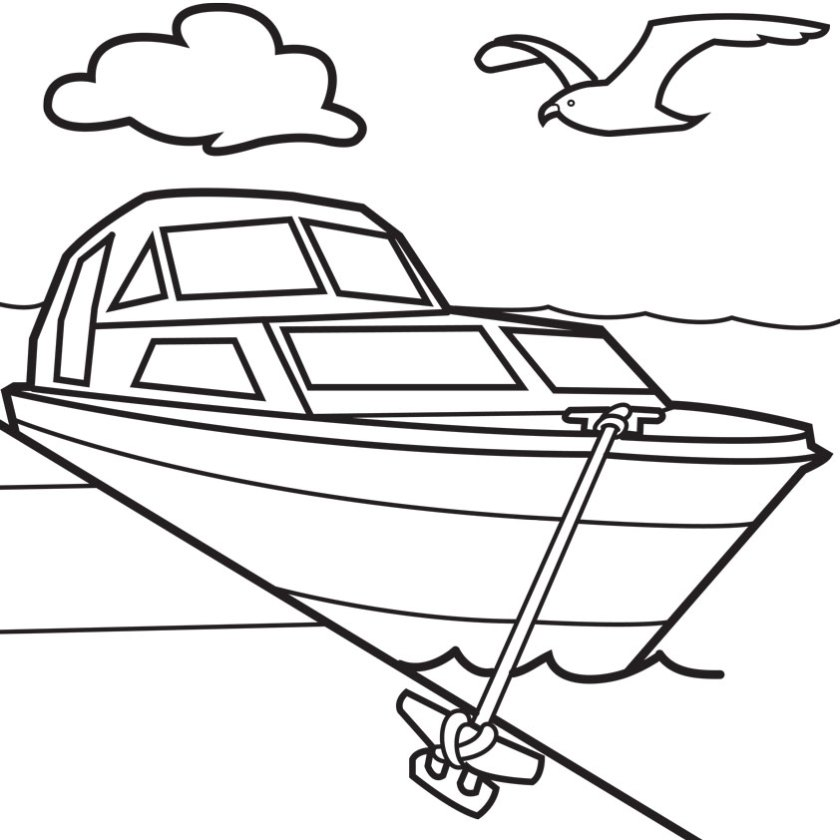 cartoon picture of a boat  cliparts.co