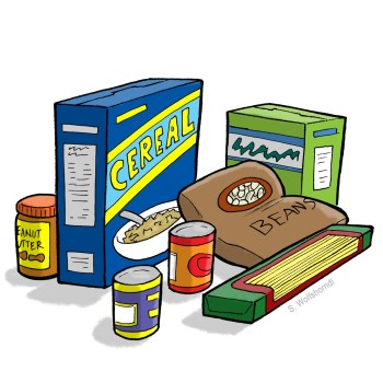 Canned Food Clipart | Clipart Panda - Free Clipart Images