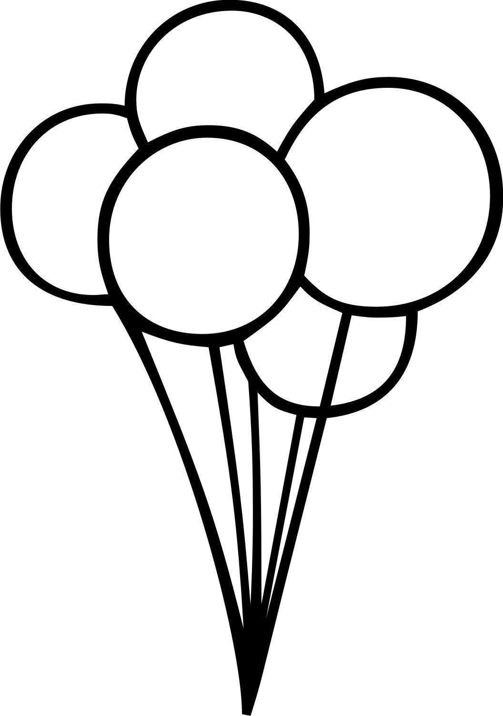 Baloon Clip Art