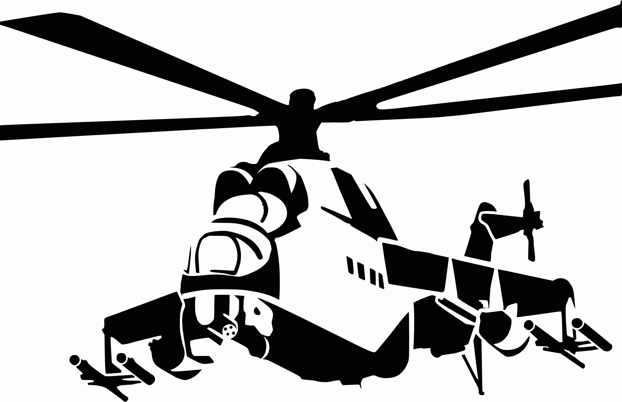 Ak47 Stencil