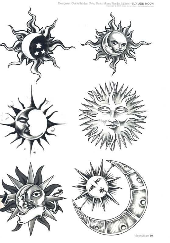 Small Moon And Stars Tattoo Nautical Star Drawings