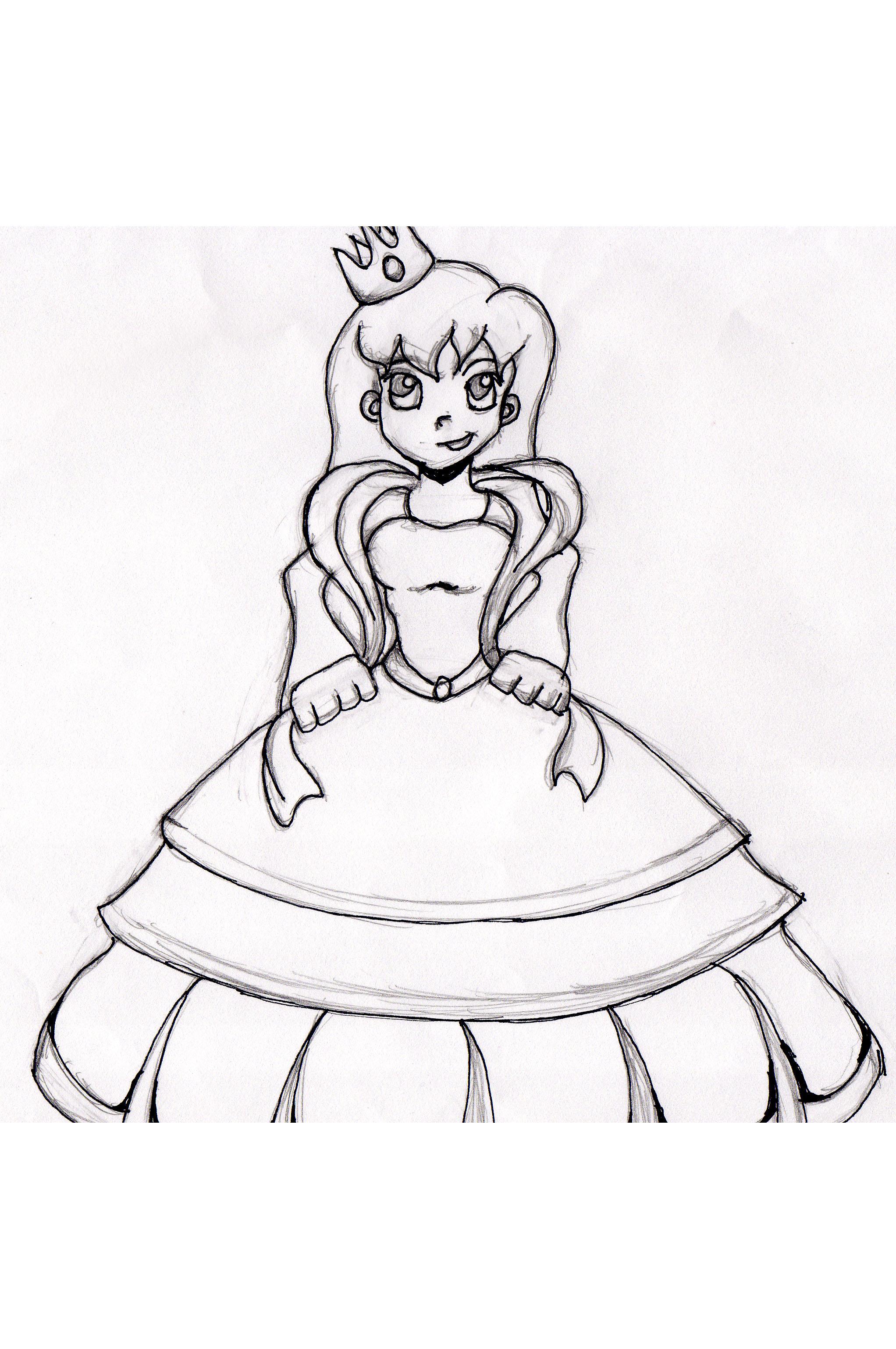 Cartoon Princess Images