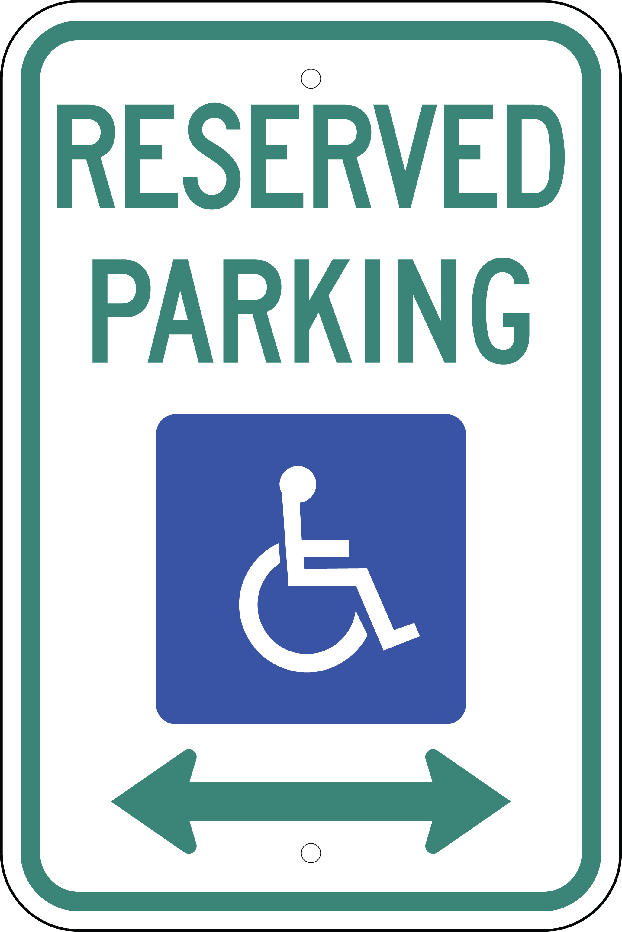 Handicap Parking Permit Form